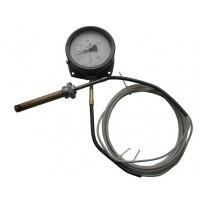 Устройство манометрических термометров: принцип действия, классификация
