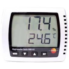 Цифровой термогигрометр Testo 608-H1