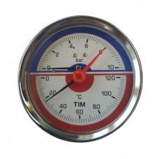 Термоманометры TIM-Y-80T
