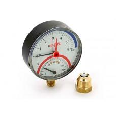 Термоманометры Uni-fitt 311