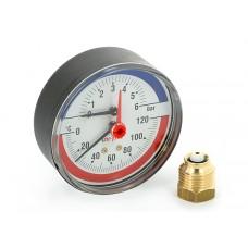Термоманометры Uni-fitt 310