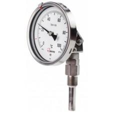 Термометр биметаллический коррозионностойкий ТБф-220 d.160 УШ