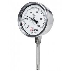 Термометр коррозионностойкий ТБф-221 d.100