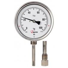 Термометр коррозионностойкий ТБф-221 УШ