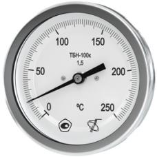 Термометр коррозионностойкий ТБН-100К