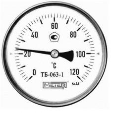 Термометр биметаллический ТБ-063-1