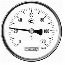 Термометр биметаллический ТБ-080-1
