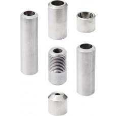 Бобышки для биметаллических термометров из нержавеющей стали