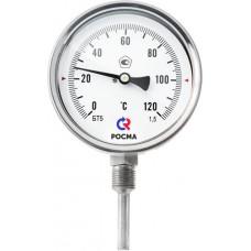 Термометр биметаллический БТ-52.220