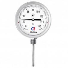 Термометры биметаллические БТ-52.220 Силикон