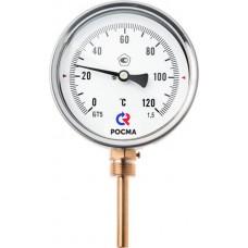 Термометр биметаллический БТ-52.211