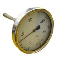 Термометр биметаллический ТБ-2