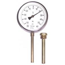 Термометр коррозионностойкий ТБП100 Кс
