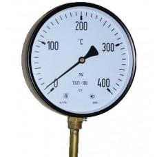 Термометр биметаллический ТБП100