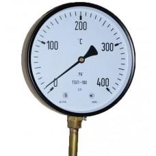 Термометр биметаллический ТБП160